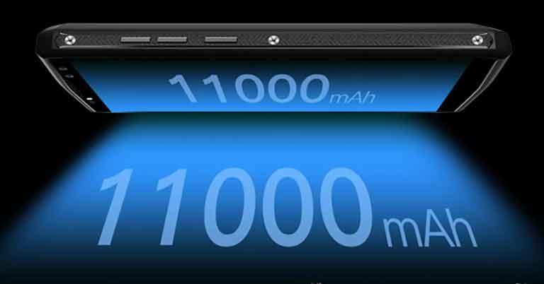 OUKITEL K10 11000 mAh Battery