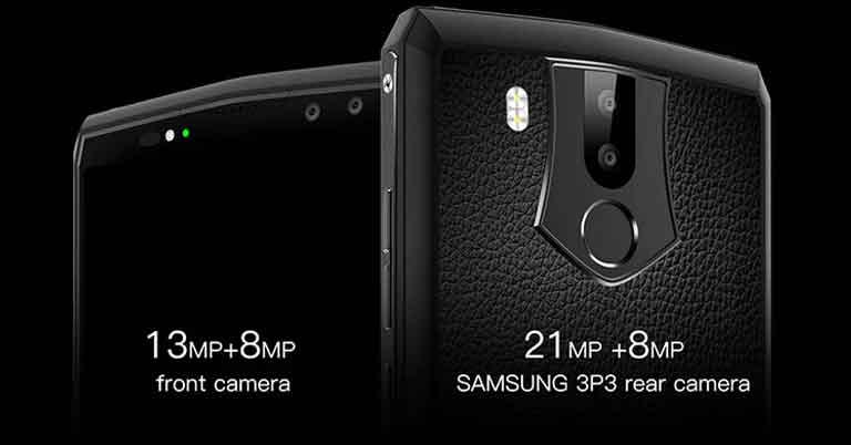 OUKITEL K10 4 Camera Phone