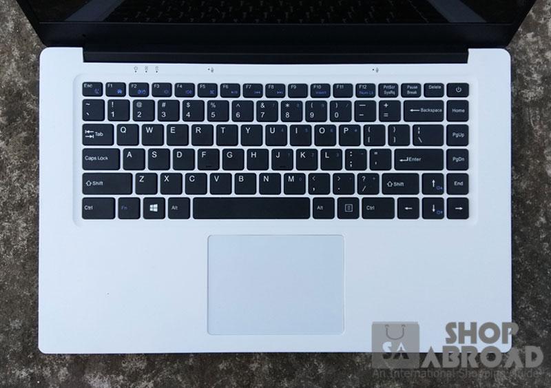 T-Bao X8S Kayboard and Trackpad