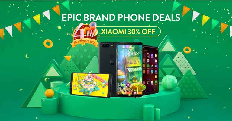 EPIC Brand Phone Deal!