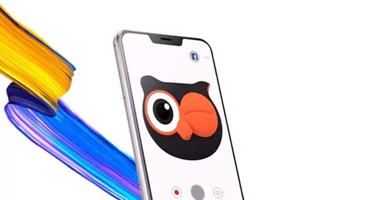 Asus ZenFone 5 ZenMoji