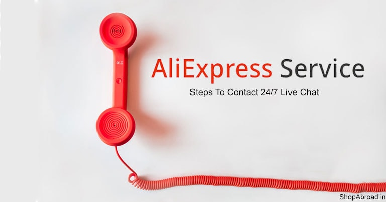 Contact AliExpress Customer Support
