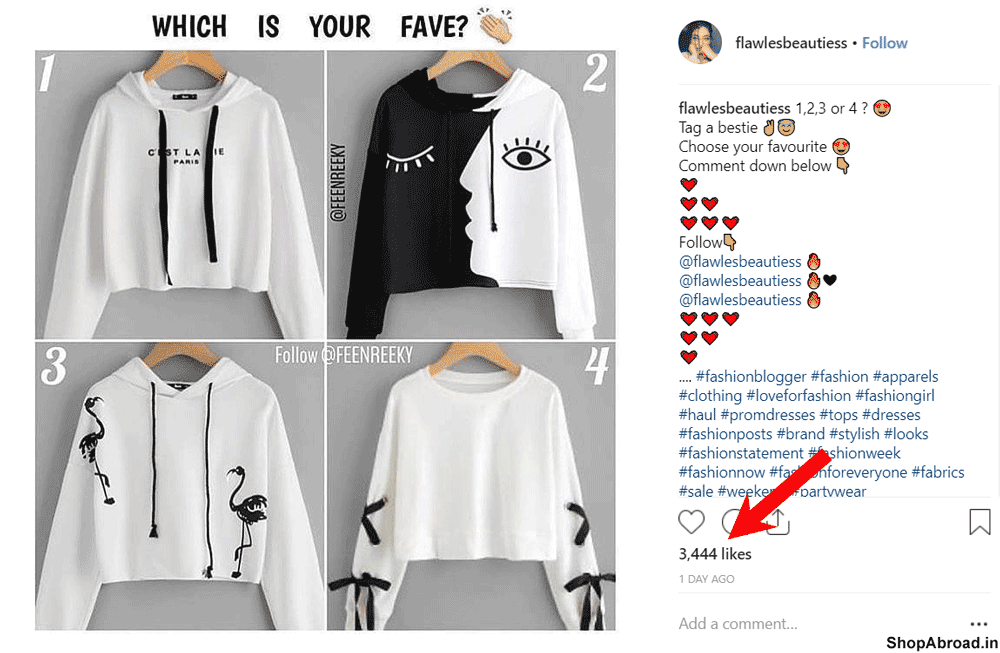 Instagram Best Selling Product For Drop Shipping