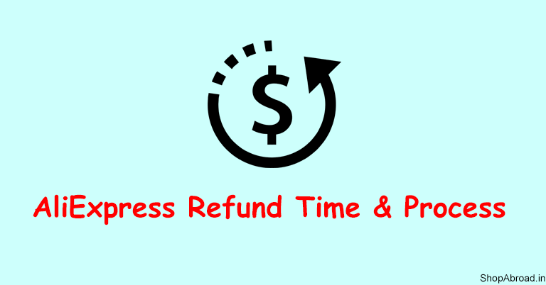 AliExpress Refund Time and Process