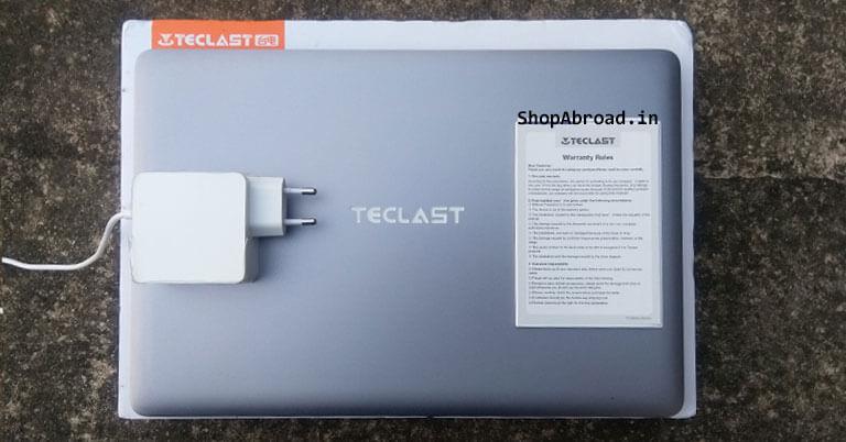 Teclast F7 Plus Unboxing
